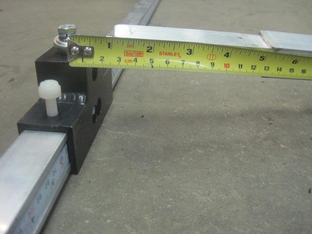 Measuring System Auto Body Shop Frame Machine Tram Gauge
